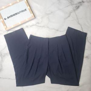 H&M tapered chiffon pants